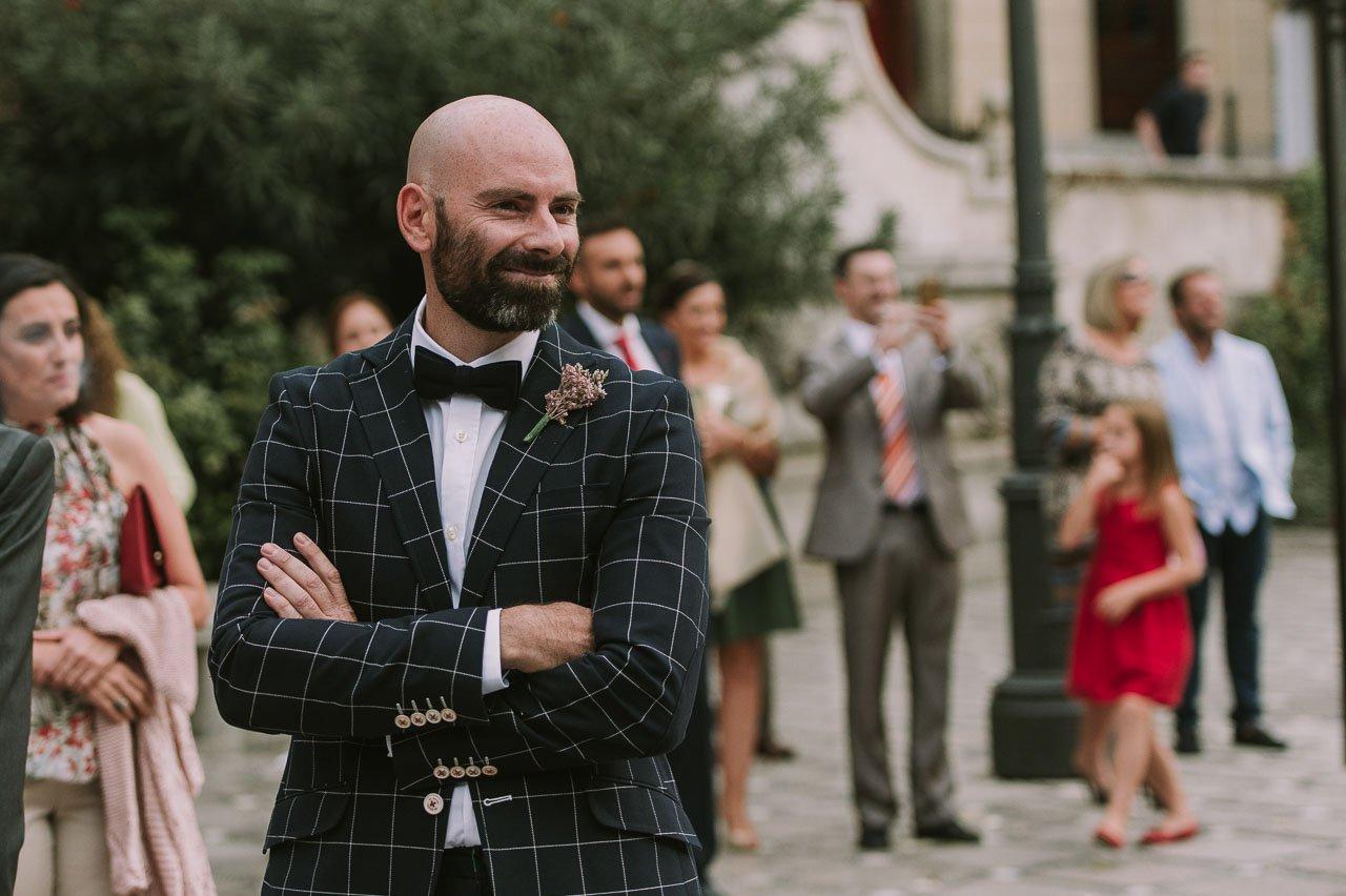 boda en la Alahambra