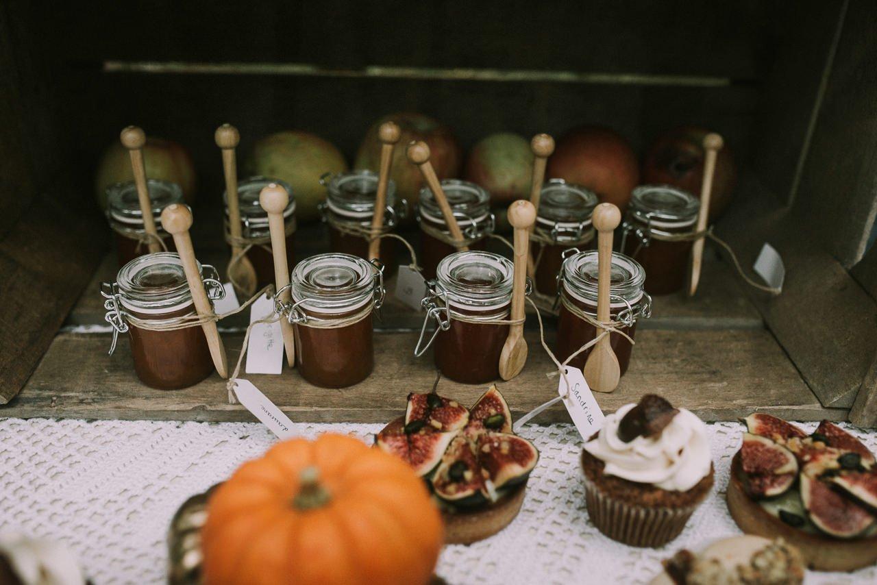Ideas para regalar en una boda de tarros de miel