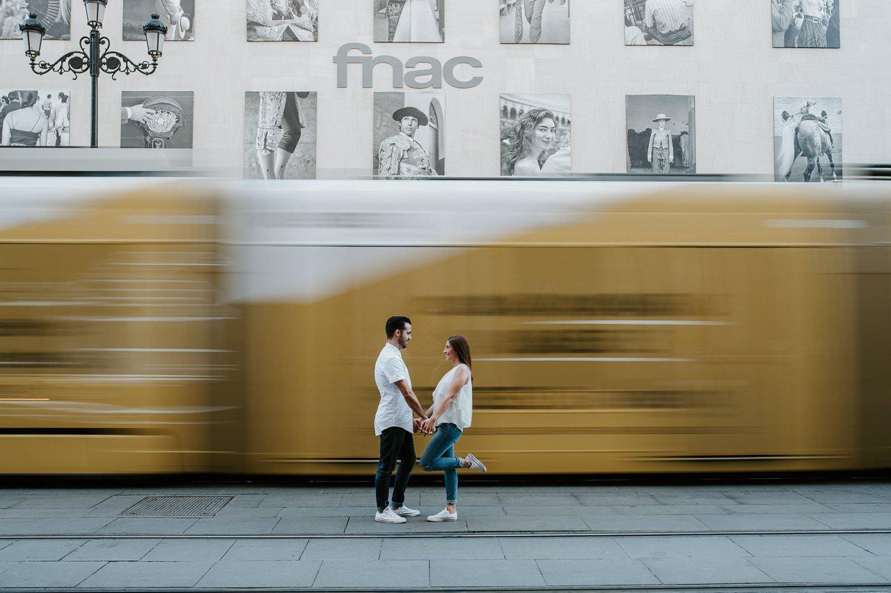 Fotografías de preboda artísticas en Girona