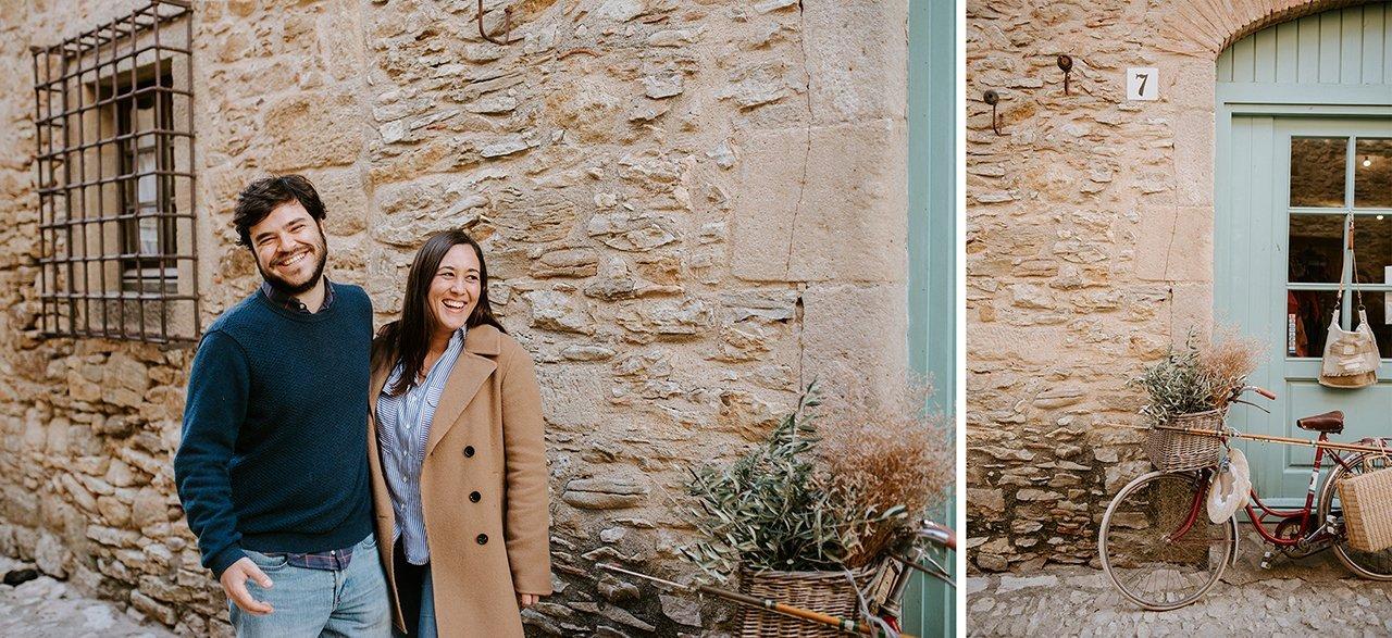 Preboda en Peratallada Fotógrafo de bodas Girona