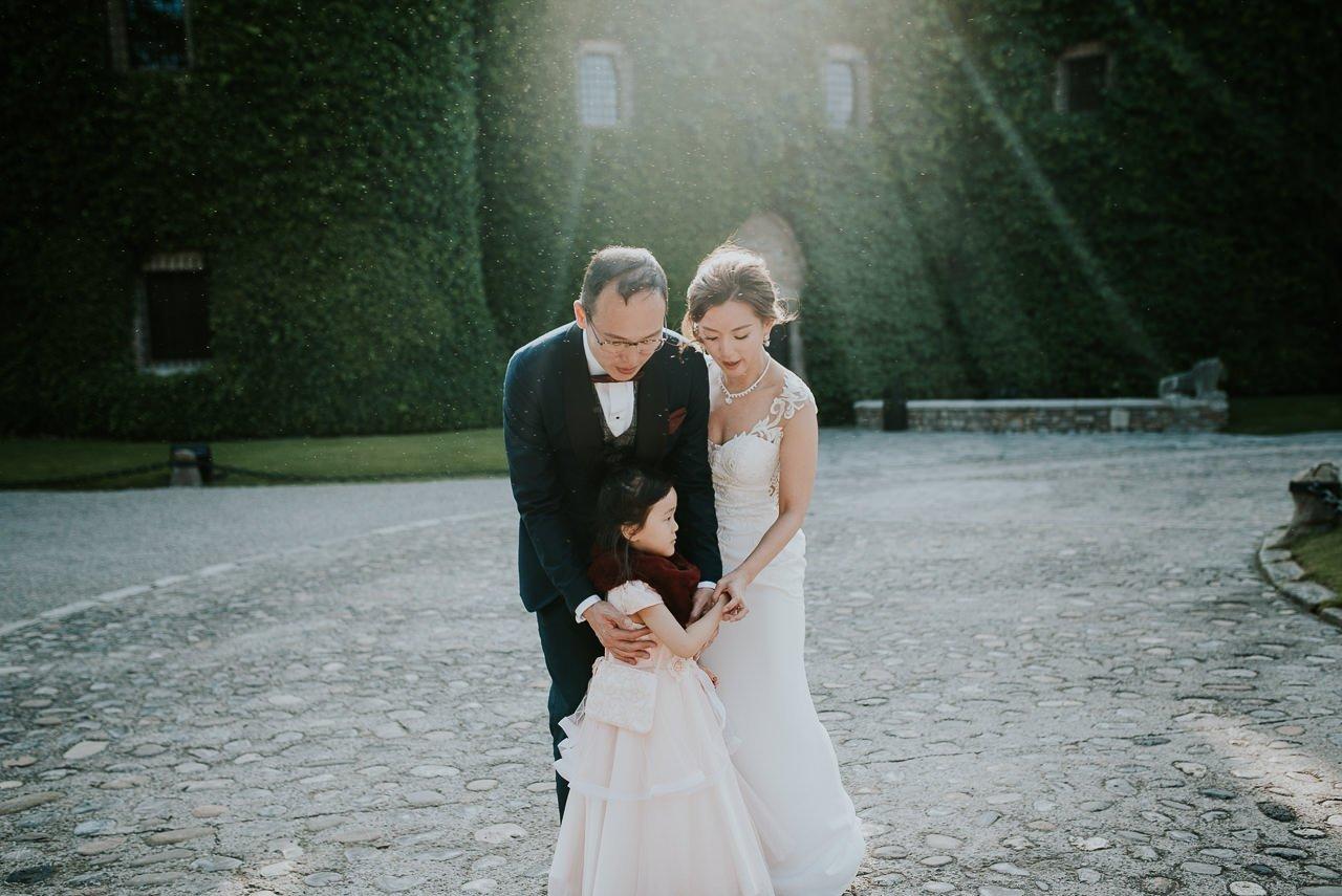 fotógrafo de bodas en Girona Castell de Peralada
