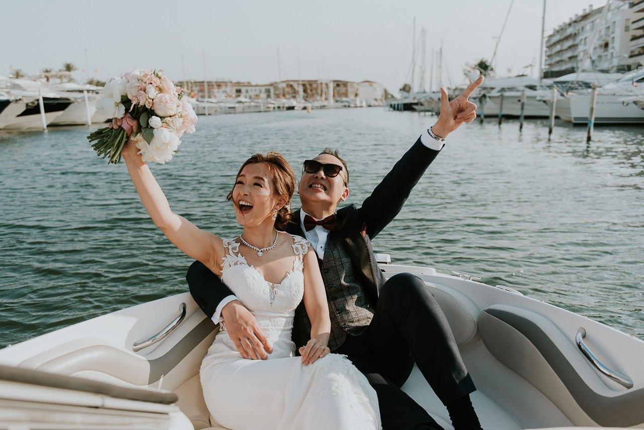 Fotógrafos de boda. Boda en Peralada