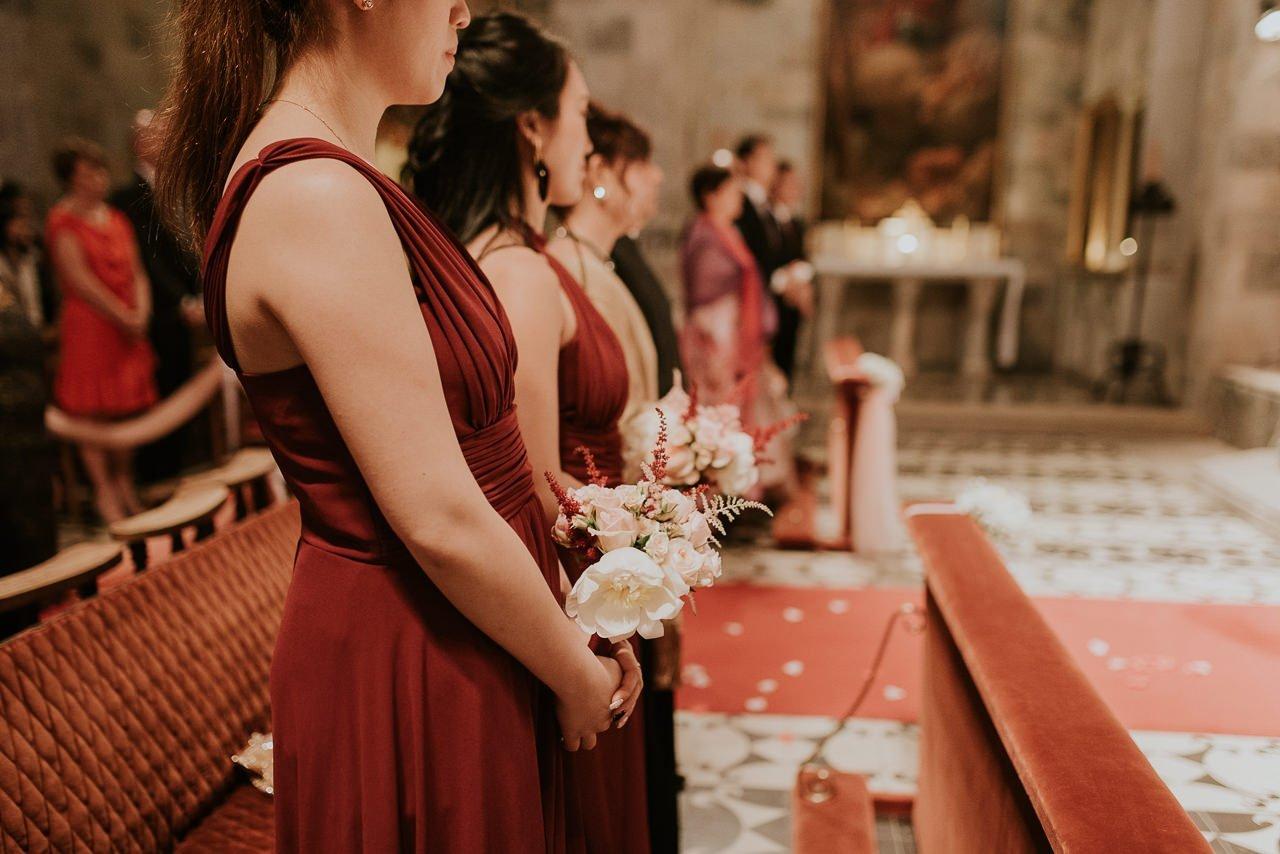boda en el Castell de Peralada