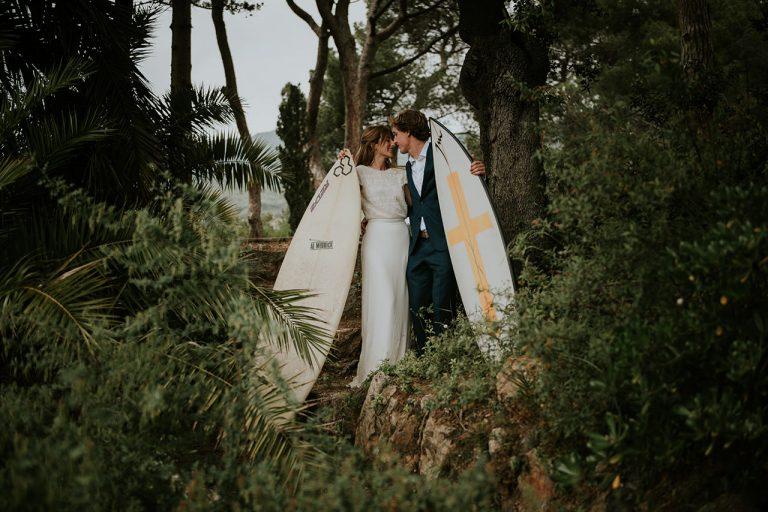 boda surfera