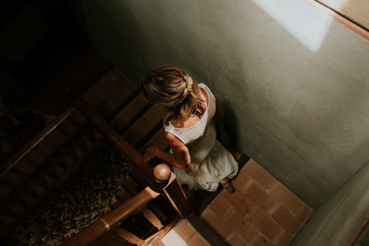 fotógrafo de boda en Girona Can Riera de la Pineda