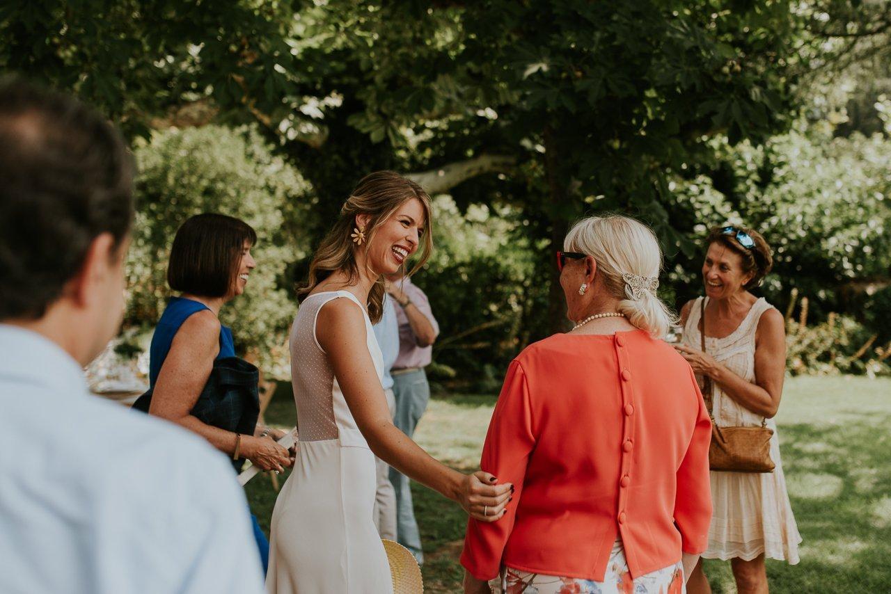 boda de verano en Can Riera de la Pineda