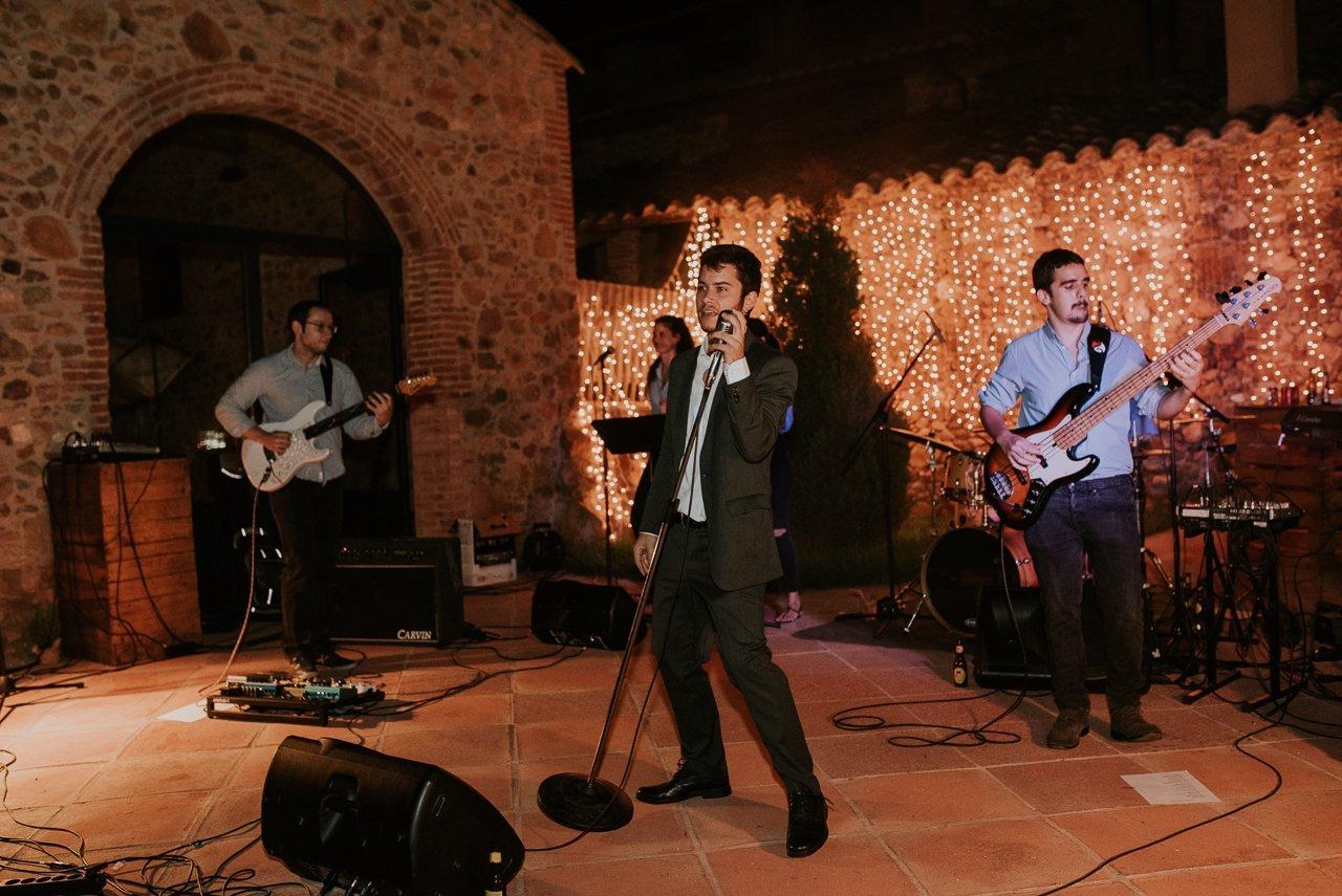 concierto en Can Riera de la Pineda