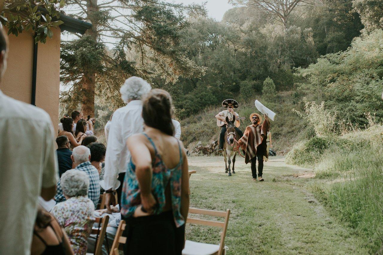 boda en Can Riera de la Pineda