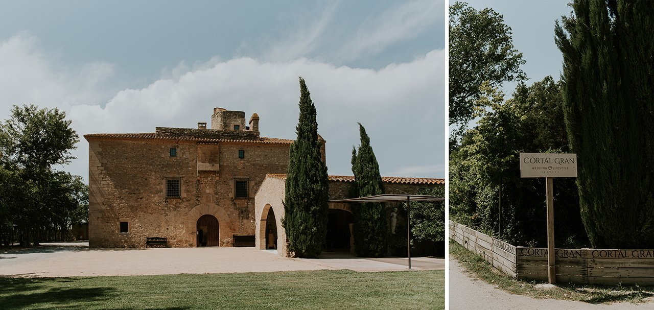 Boda en Cortal Gran Girona