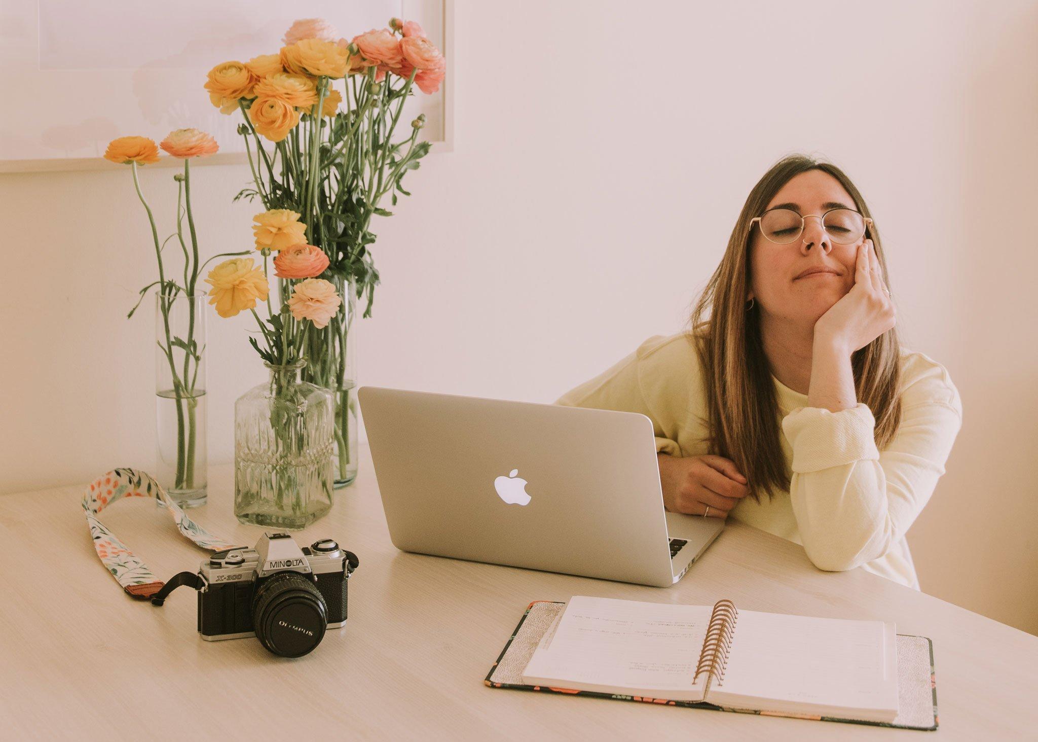 Sara Cuadrado buscando proveedores de bodas